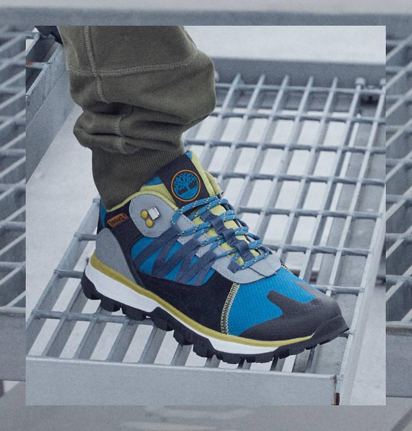 Treeline STR sneakers voor heren