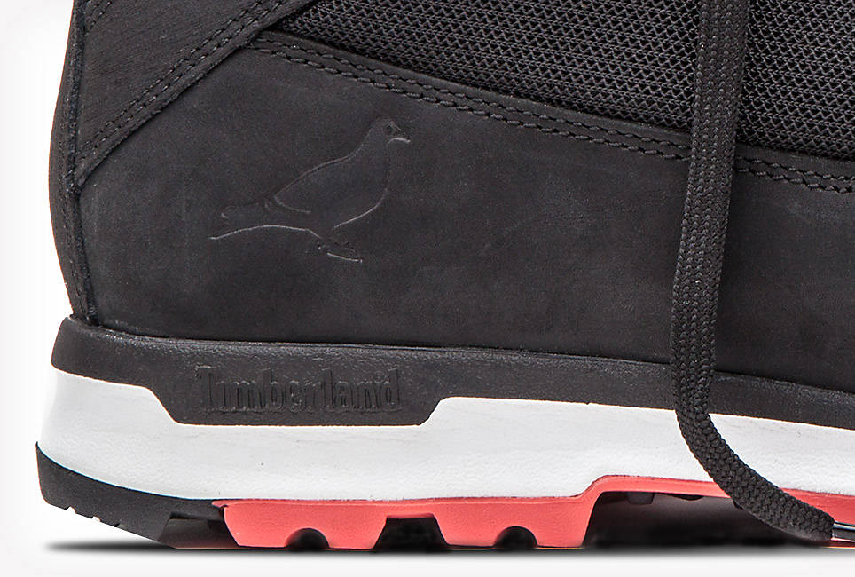 Gripstick Rubber™ Outsole