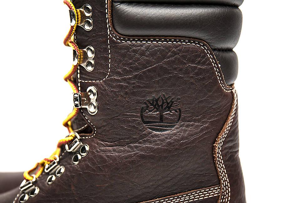 size 40 5ca25 3f6c8 ... Exclusive waterproof Highway leather  Timberland Super Boot 40 Below  Hazel Hwy ...
