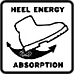 Heel Energy Absorption