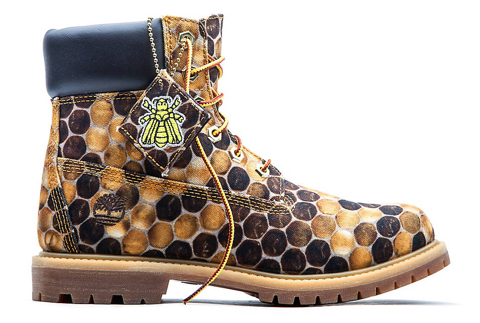 "Women's 6"" Honeycomb Canvas Boot"