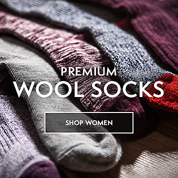 Premium Wool Socks Shop Women