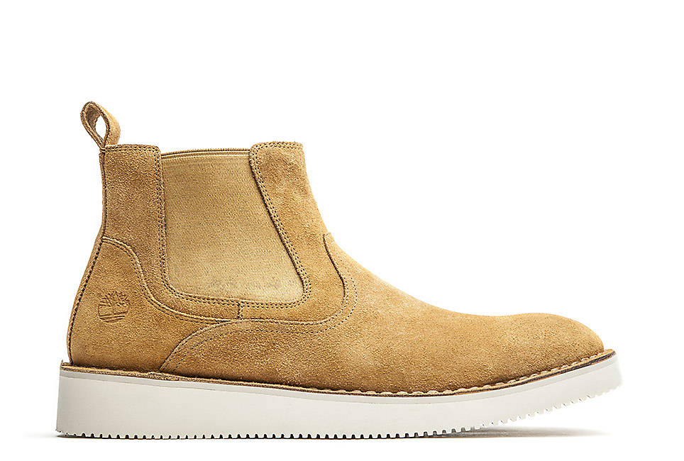 Chelsea Boot in Wheat