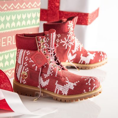 The Ugly Sweater Boot Timberland