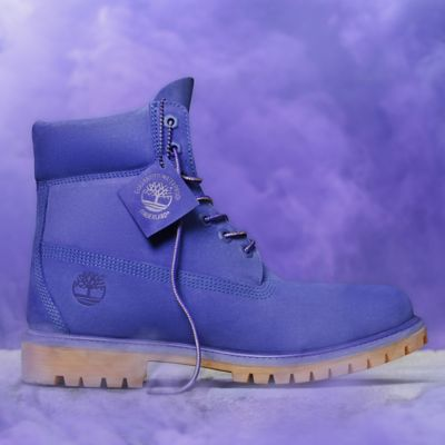 timberland violet