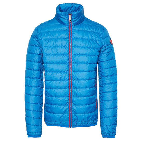 Lightweight Quilted Jacket voor heren Marineblauw | Timberland