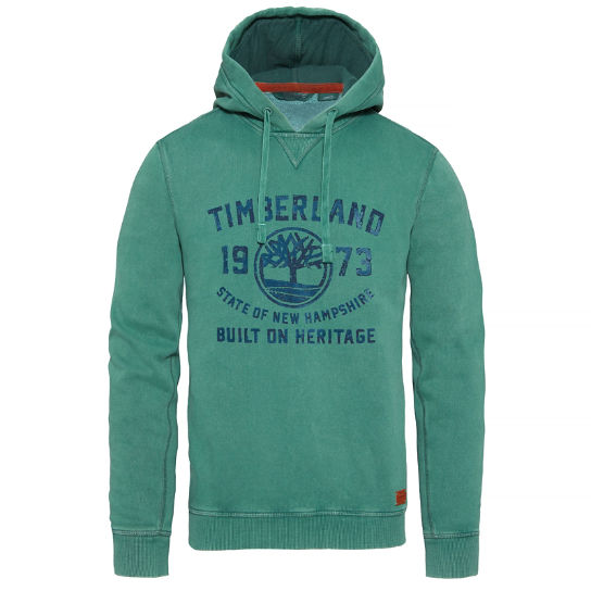 Men's Fort Hill Hoodie Green | Timberland