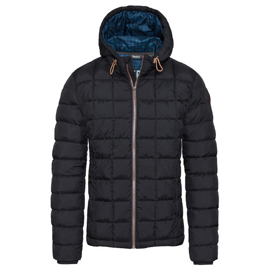 Men's Milford 300g Hooded Jacket Black | Timberland