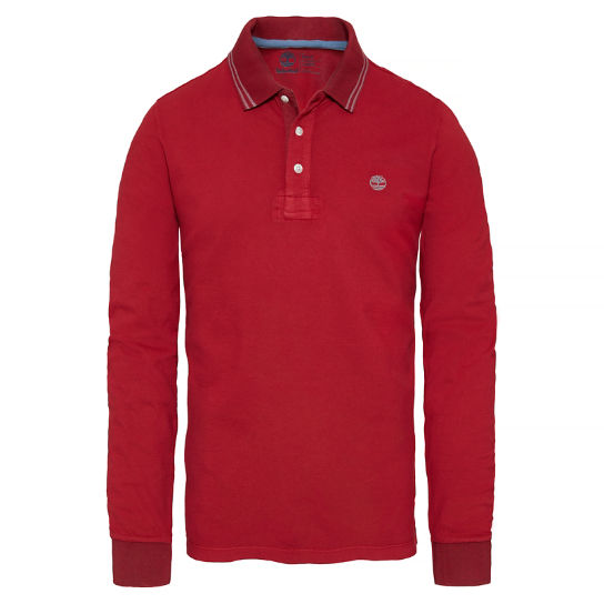 Men's Eastham Polo Shirt Bright Red | Timberland