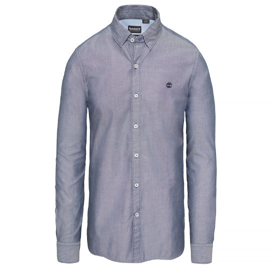 Men's Milford Oxford Shirt Navy | Timberland