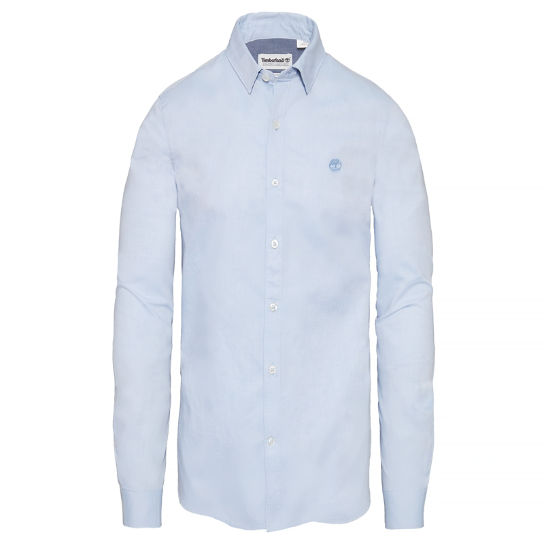 Men's Milford Oxford Shirt Blue | Timberland