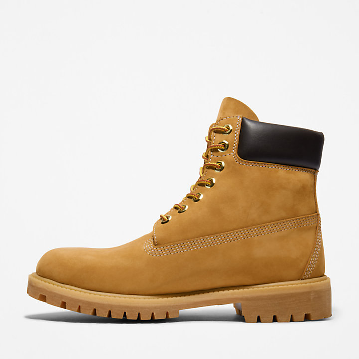 6-inch Boot Premium pour homme en jaune-