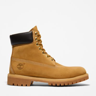 Premium+6+Inch+Boot+for+Men+in+Yellow