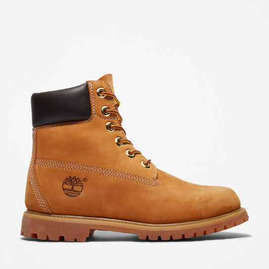 Women's Icon 6-inch Premium Boot Yellow | Timberland