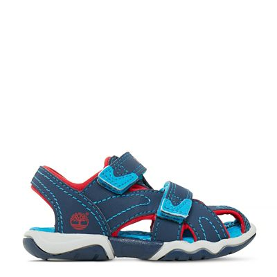 Adventure+Seeker+Closed+Toe+Shoe+for+Toddler+Navy
