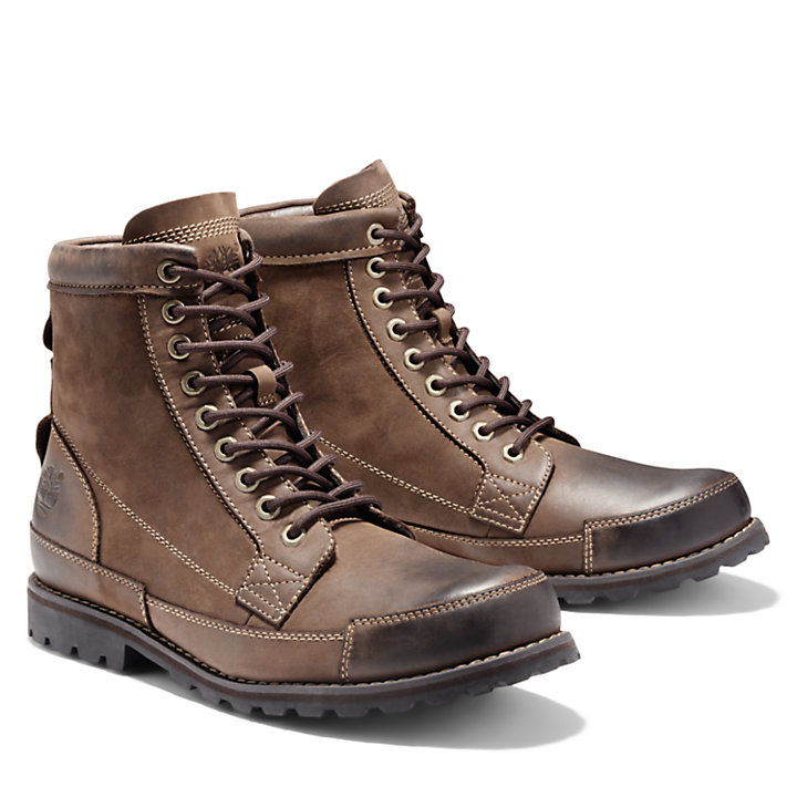 Scarponcino 6 Inch da Uomo Timberland® Originals in marrone scuro-
