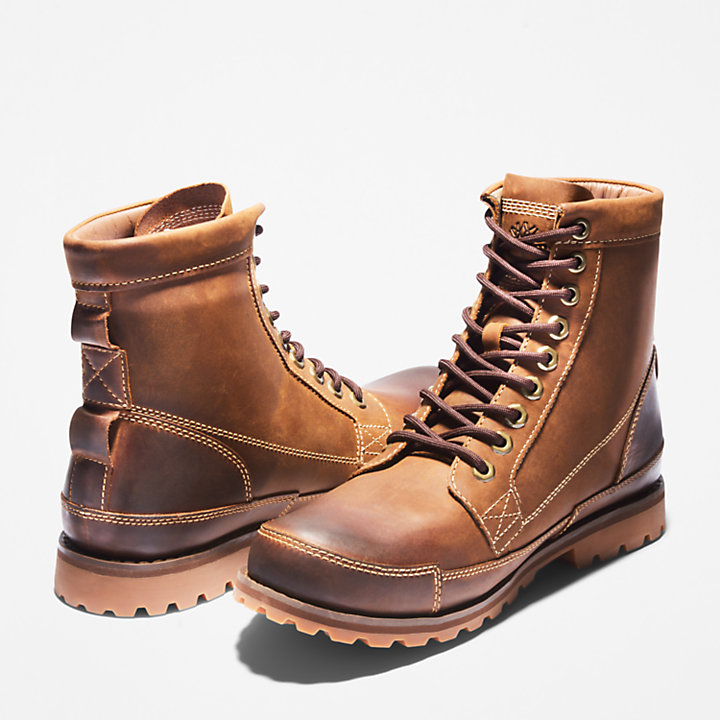 Timberland® Originals 6 Inch Herrenstiefel in Braun-