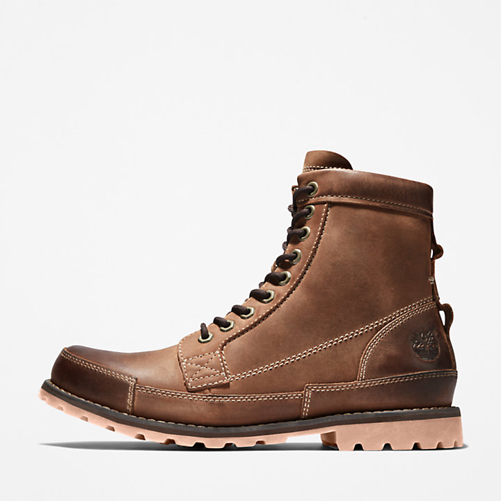Scarponcino 6 Inch da Uomo Timberland® Originals in marrone-