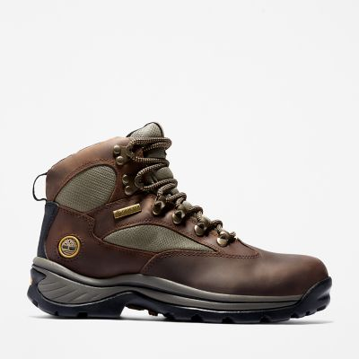 Scarponcino+da+Trekking+da+Donna+Chocorua+Trail+Gore-Tex%C2%AE+in+marrone