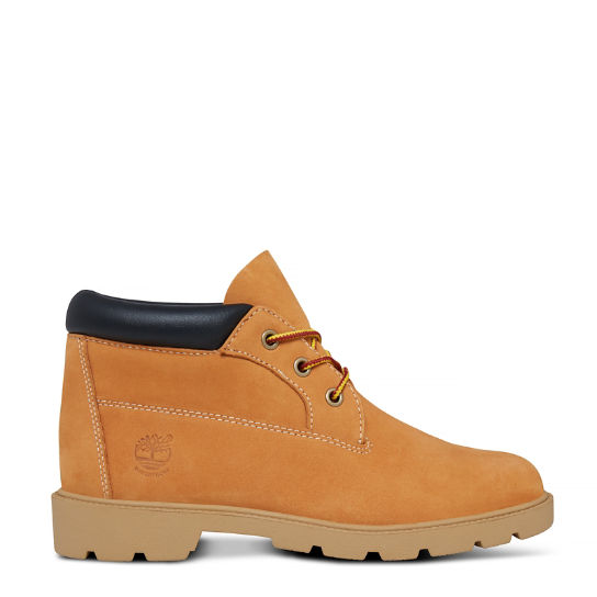 Chukka Boot for Junior in Yellow | Timberland