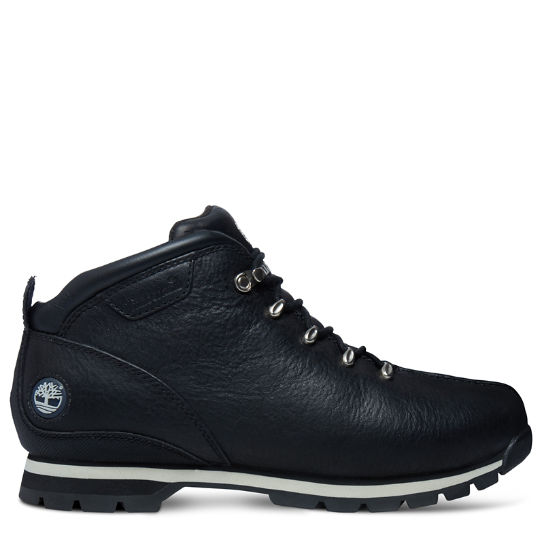 Men's Splitrock Hiker Mid Boot Black | Timberland
