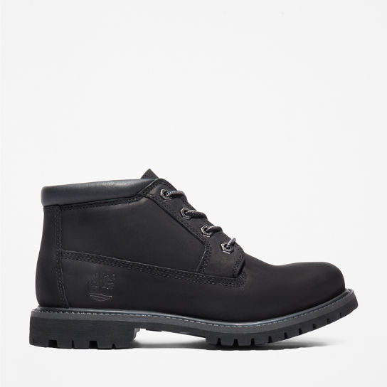 Nellie Chukka Double Waterproof Boot Donna Nero | Timberland