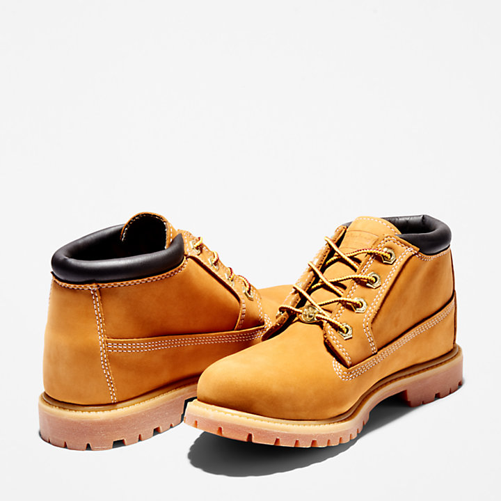 Nellie Chukka for Women in Yellow/Black-