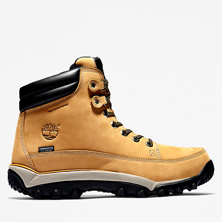Rime Ridge Mid Boot for Men in Yellow-