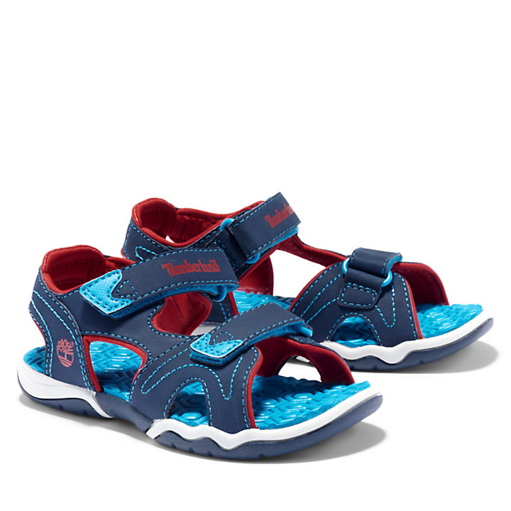 Adventure Seeker Sandal for Youth in Red-