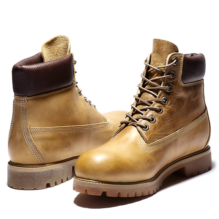 6-Inch Boot Heritage Classic pour homme en jaune-