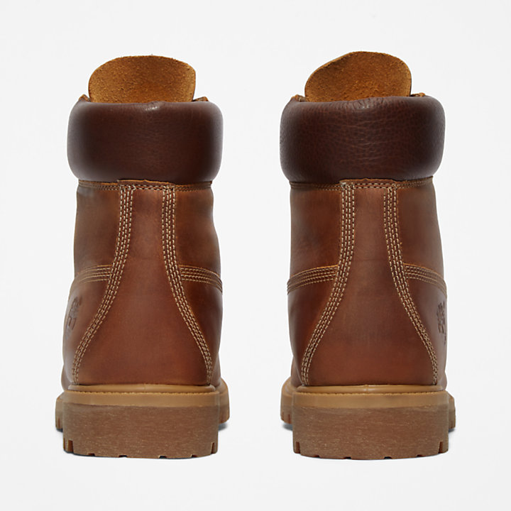 Heritage Classic 6 Inch Boot for Men in Brown-