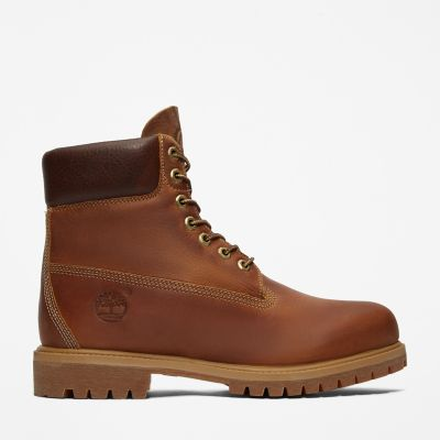 Heritage+Classic+6+Inch+Boot+for+Men+in+Brown
