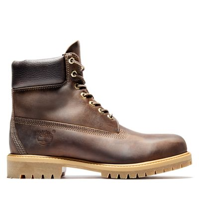 Timberland%C2%AE+Premium+Heritage+6+Inch+Boot+for+Men+in+Dark+Brown