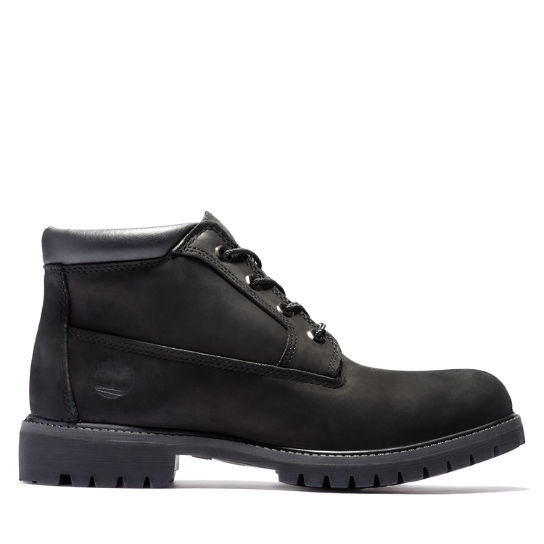 Icon Chukka for Men in Black | Timberland