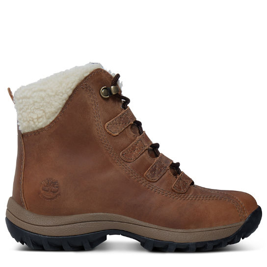 Bottine Canard Resort 2.0 Winter pour femme en marron | Timberland
