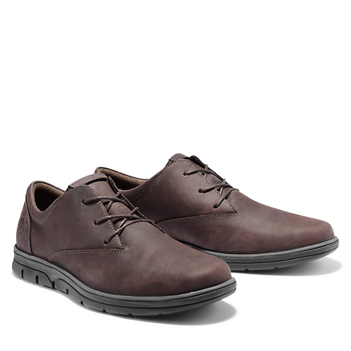 Sneaker da Uomo Bradstreet in marrone scuro-