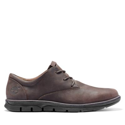 Bradstreet+Plain+Toe+Oxford+for+Men+in+Brown