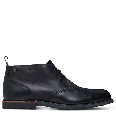 Brook+Park+Chukka+for+Men+in+Black