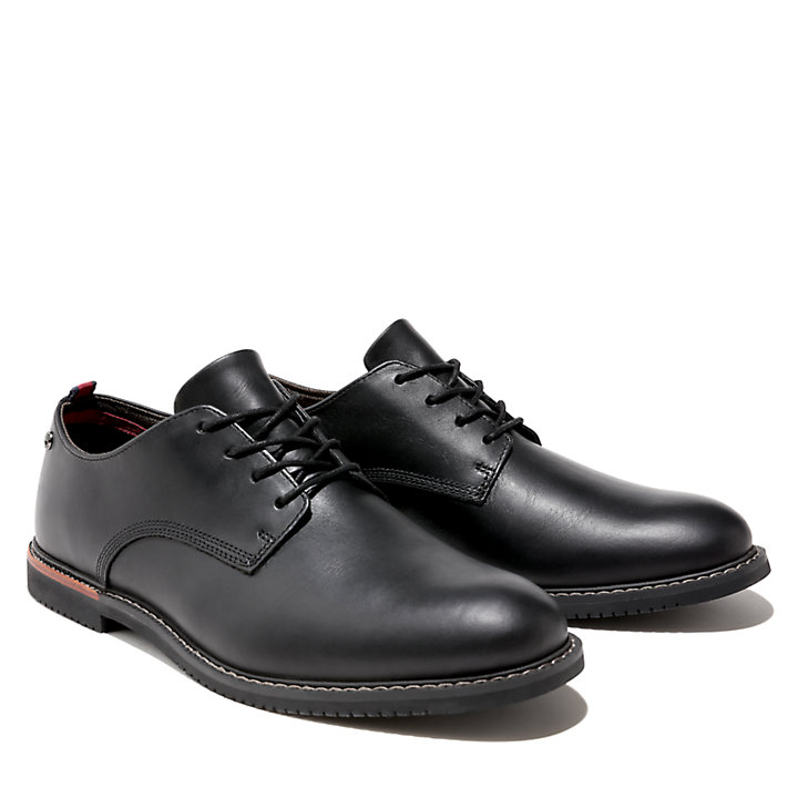 Brook Park Oxford for Men in Black-