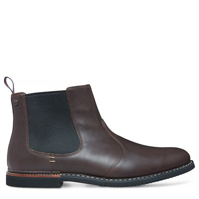 Brook+Park+Chelsea+Boot+for+Men+in+Brown