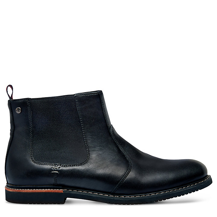 Brook Park Chelsea Boot for Men in Black-