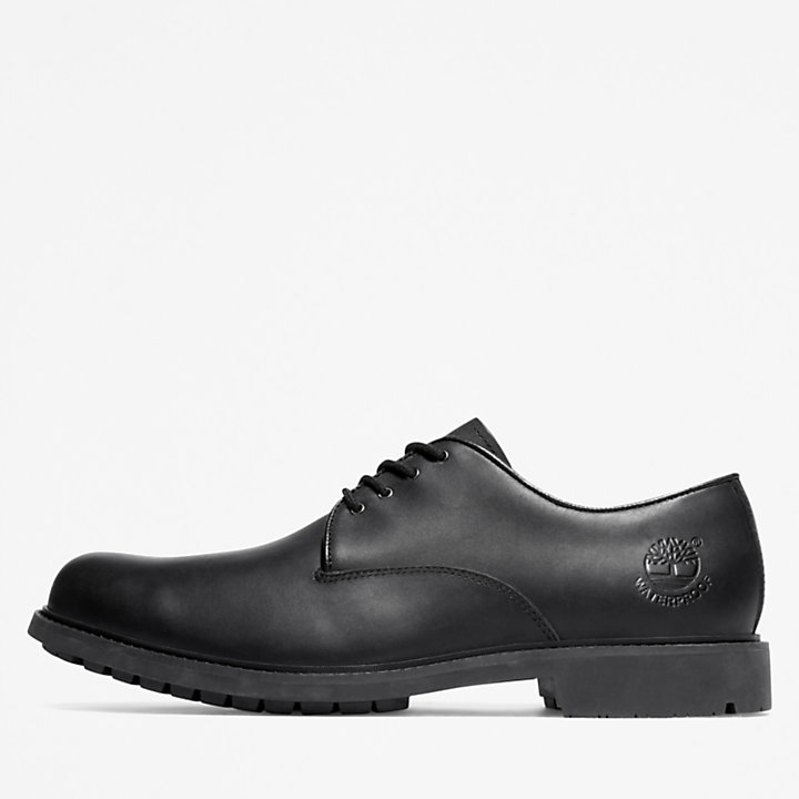 Stormbucks Oxfords für Herren in Schwarz-