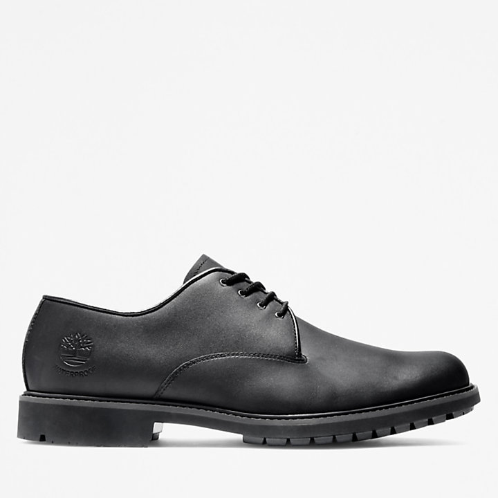 Oxford Stormbucks para hombre en color negro-