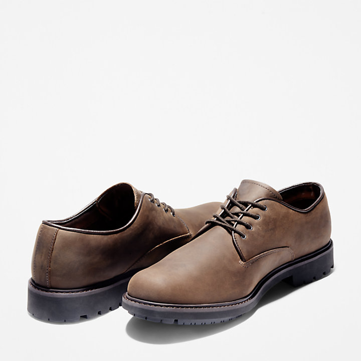 Stormbucks Oxford for Men in Brown-