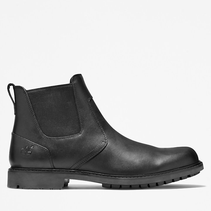 Stormbuck Chelsea Boot for Men in Black-