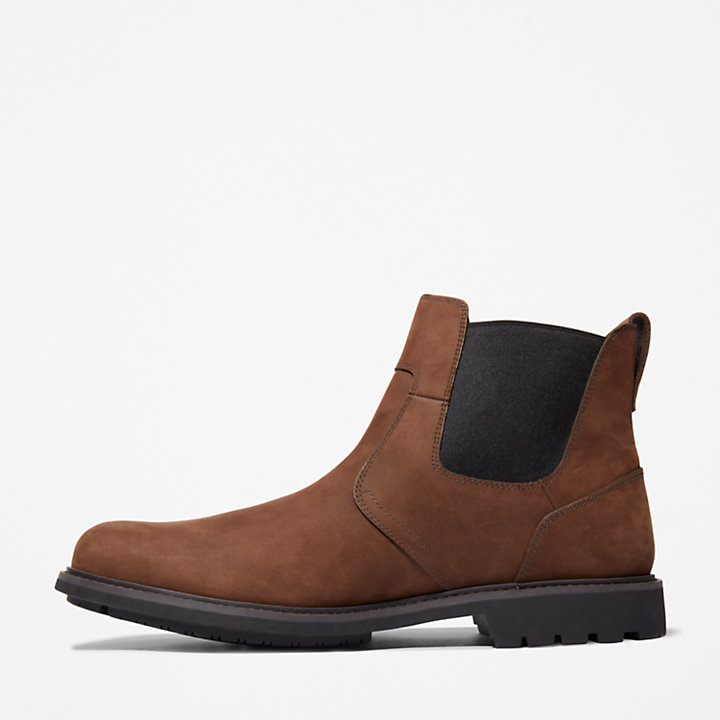 Stormbuck Chelsea Boot for Men in Brown-