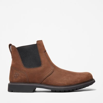 Stormbuck+Chelsea+Boot+for+Men+in+Brown