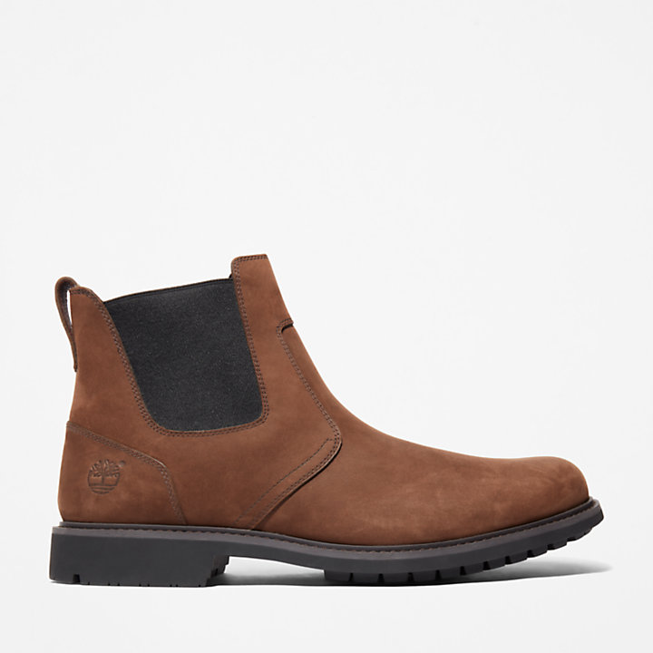 Stormbucks Chelsea Boot for Men in Brown-