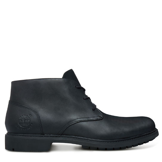 Stormbuck Chukka for Men in Black | Timberland