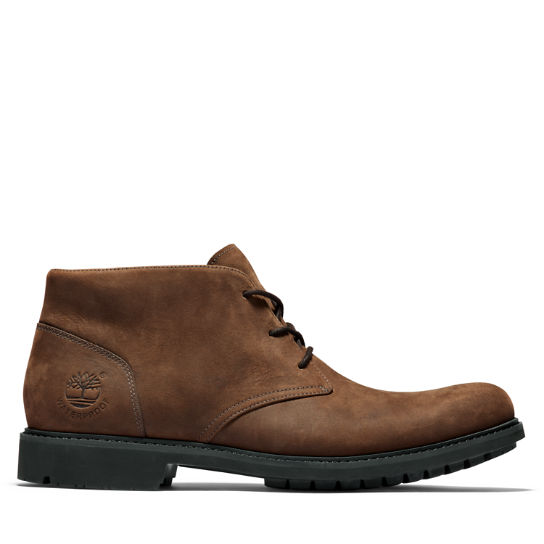 Stormbuck Chukka for Men in Dark Brown | Timberland